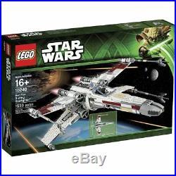 LEGO Star Wars 10240 X-Wing Starfighter UCS NEU & OVP SEALED PASST ZU 10212