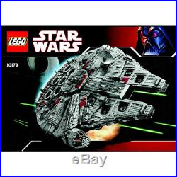 LEGO Star Wars 11 sets including Ultimate Collector's Millennium Falcon (10179)