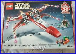 LEGO Star Wars 4002019 Christmas X-Wing (Brand New, Unopened)