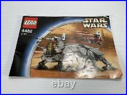 LEGO Star Wars 4482 AT-TE 100% COMPLETE