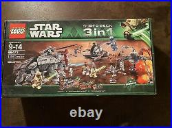 LEGO Star Wars 66473 Super Pack (includes 75019 AT-TE, 75016 Spider, 75015 Tank)