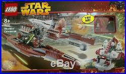 LEGO Star Wars 7260 Wookie Catamaran Rare RETIRED SET, SEALED NEW very RARE