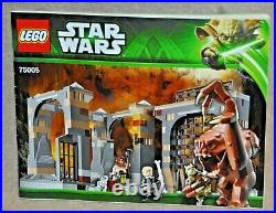 LEGO Star Wars 75005 RANCOR PIT Gamorrean Guard Luke Skywalker