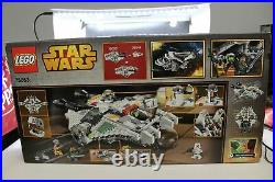 LEGO Star Wars 75053 The Ghost Building Toy Sealed Kit Brand NEW