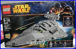 LEGO Star Wars 75055 Imperial Star Destroyer Building Toy sealed kit