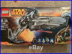 LEGO Star Wars 75096 Sith Infiltrator NEW SEALED RETIRED