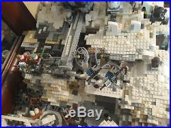 LEGO Star Wars 75098 UCS Hoth collection MOC and with lots of sets pls read disc