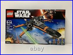 LEGO Star Wars 75102 Poe's X-Wing Fighter BRAND NEW