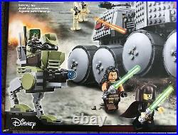 LEGO Star Wars 75151 Clone Turbo Tank The Clone Wars New Sealed 6 Minifigures