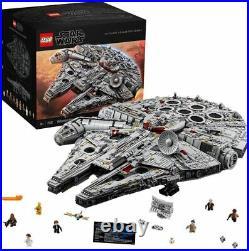 LEGO Star Wars 75192 Millennium Falcon NEU & OVP minimaler Verpackungsschaden