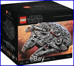 LEGO Star Wars 75192 UCS Millennium Falcon Ultimate Collector NEW UNOPENED