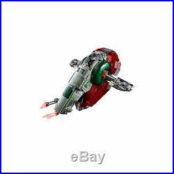 LEGO Star Wars 75243 20th Anniversary Edition Slave 1 Starship Building Set