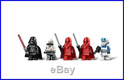LEGO Star Wars 75251 Darth Vaders Castle Cction On Planet Mustafar