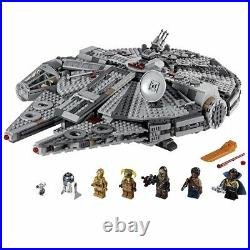 LEGO Star Wars 75257 Millennium Falcon Disney Yoda NEW Sealed FREE SHIPPING 1351