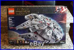 LEGO Star Wars 75257 Millennium Falcon NEW / Sealed 1351 Pieces