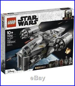 LEGO Star Wars 75292 The Mandalorian The Razor Crest Preorder The Child