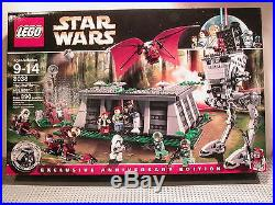 LEGO Star Wars 8038 The Battle of Endor NEW SEALED FAST FREE SHIPPING