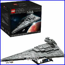 LEGO Star Wars A New Hope Imperial Star Destroyer 75252 Building Kit, New 2020