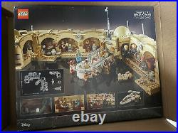 LEGO Star Wars A New Hope Mos Eisley Cantina 75290 Building Kit - 3,187 Pieces