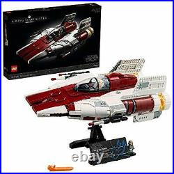 LEGO Star Wars A-wing Starfighter 75275 Building Kit (1,673 Pieces)