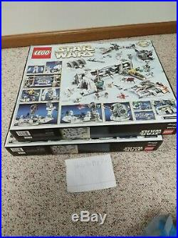 LEGO Star Wars Assault on Hoth 75098 Star Wars Toy New in Factory Sealed Box