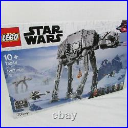 LEGO Star Wars At-At Walker 75288 New Sealed 1267 Pieces 10+ Empire Strikes Back