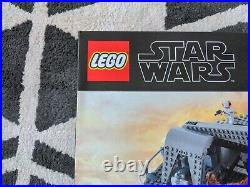 LEGO Star Wars Betrayal at Cloud City 75222, Great Shape in Factory Sealed Box