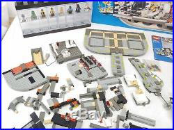 LEGO Star Wars Cloud City (10123) Used ALL Minifigs, Box, Manual, Minifigs Case