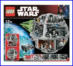 LEGO Star Wars Death Star 10188 NewSealed Retired