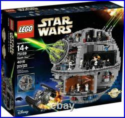 LEGO Star Wars Death Star 2016 used (75159)