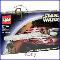 LEGO Star Wars Episode II Jedi Starfighter (7143)
