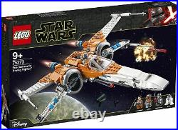 LEGO Star Wars Episode IX 75273 Poe Damerons X-Wing Starfighter NEU und OVP