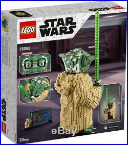 LEGO Star Wars Episode IX Yoda 75255 New Toy Brick