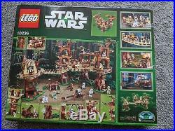 LEGO Star Wars Ewok Village (10236) Retired UCS Set SEALED