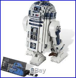 LEGO Star Wars Exclusiv UCS 10225 R2D2 / R2-D2 Modell Droide Figur NEU & OVP