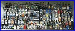 LEGO Star Wars Figuren Sammlung über 900 verschiedene Figuren zum Auswählen NEU