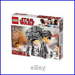 LEGO Star Wars First Order Heavy Assault Walker 75189 1376 Pcs