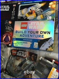LEGO Star Wars Huge Lot 27 Lbs 2 Oz Tons Of Set Pieces And Some Figs