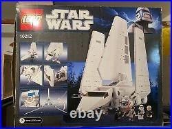 LEGO Star Wars Imperial Shuttle 10212 UCS Ultimate Collector Series Used