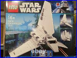LEGO Star Wars Imperial Shuttle 10212 UCS Ultimate Collector Series Used NO LUKE
