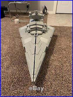 LEGO Star Wars Imperial Star Destroyer (10030)