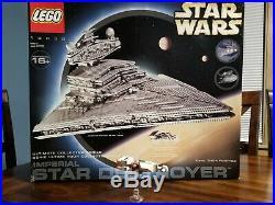 LEGO Star Wars Imperial Star Destroyer 10030 UCS