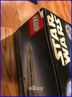 LEGO Star Wars Imperial Star Destroyer 10030 UCS MAKE OFFER Sealed From 2002 NIB