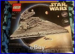 LEGO Star Wars Imperial Star Destroyer 10030 UCS NISB