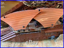 LEGO Star Wars Jabba's Sail Barge 75020 100% Complete with Box + Instructions