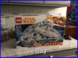 LEGO Star Wars Kessel Run Millennium Falcon 2018 (75212)