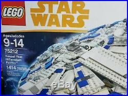 LEGO Star Wars Kessel Run Millennium Falcon 2018 (75212) SEE DESCRIPTION