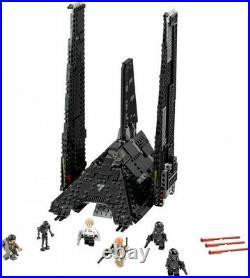 LEGO Star Wars Krennic's Imperial Shuttle (75156) Building Kit 863 Pcs