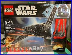 LEGO Star Wars Krennic's Imperial Shuttle (75156) New Sealed