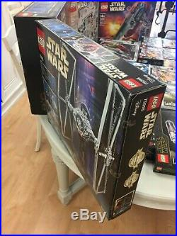 LEGO Star Wars Lot of Factory Sealed UCS Sets, MINIFIGURES, bundle! Take a look